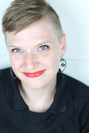 Erica Reid headshot by Elizabeth McQuern